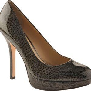 Joan & David Flipp platform heels - size 8.5